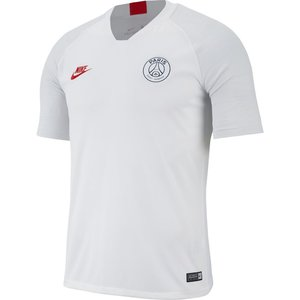 Nike PSG Strike T-Shirt White 19/20