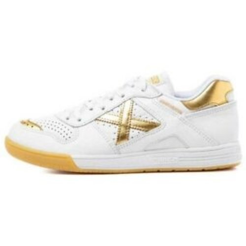 Munich Continental White/Gold