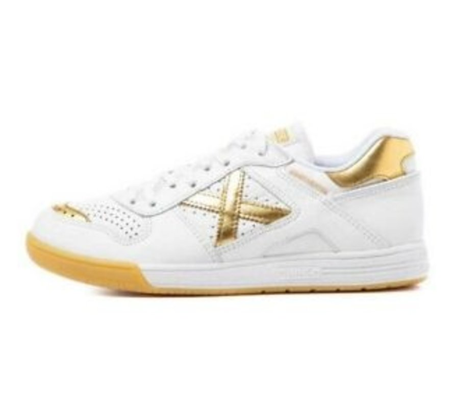Continental White/Gold