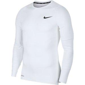 Nike Nike Pro Long Sleeve White