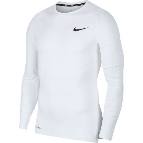 Nike Nike Pro Long Sleeve White