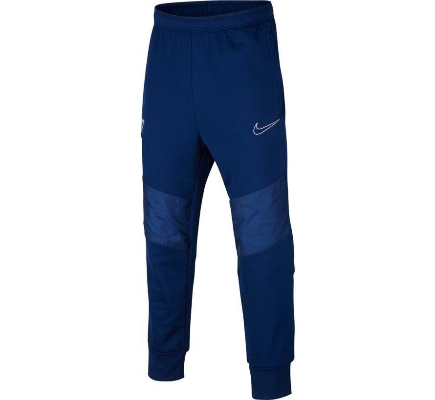JR CR7 Dry Pant Blue