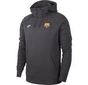 Nike Barcelona Hoodie Grey 19/20