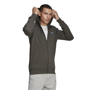 Adidas 3 Stripes Hoodie Grey