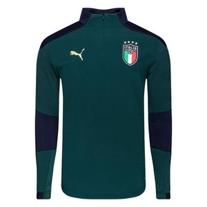 Puma JR Italia 1/4 Training Top Euro20