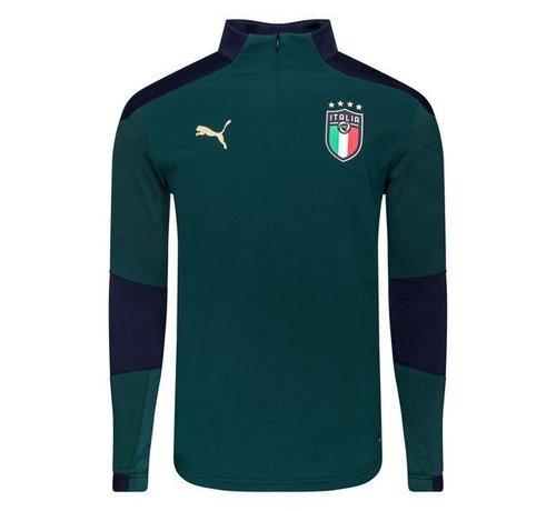 Puma JR Italia 1/4 Training Top Euro20