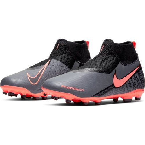 Nike JR Phantom Vision Academy FG/MG Fire