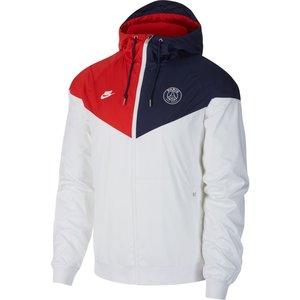 Nike PSG Windrunner White 19/20