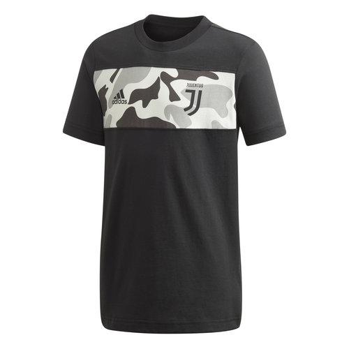 Adidas Juventus Kids Tee Black 19/20