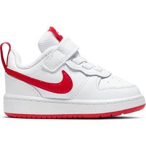 Nike Court Borough Low2 Blanc-rouge