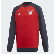 Adidas Fcb Cr Swt Jr Rouge