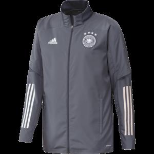 Adidas DFB Pre Jkt Onix Euro20.