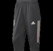 Adidas DFB 3/4 Pant Carbon Euro20.