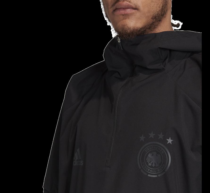 DFB Poncho Noir Euro20.