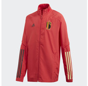 Adidas RBFA Pre Jkt JR Rouge Euro20.