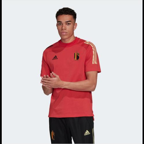 Adidas RBFA Tee Rouge Euro20.