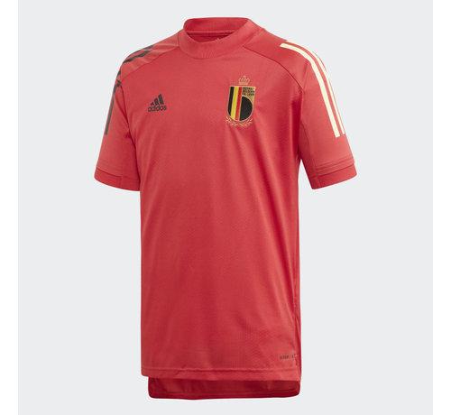 Adidas RBFA Tr Jsy JR Rouge Euro20.