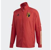 Adidas RBFA Pre Jkt Rouge Euro20.