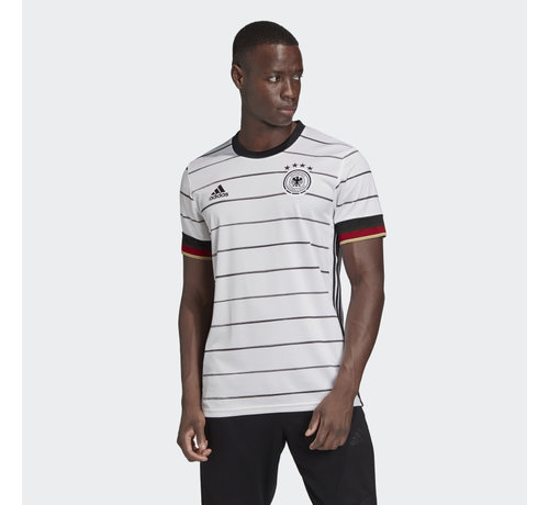 Adidas DFB Home Jsy Blanc-noir Euro20.