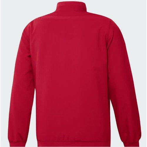 Adidas Mufc Pre Jkt Rouge 19-20.
