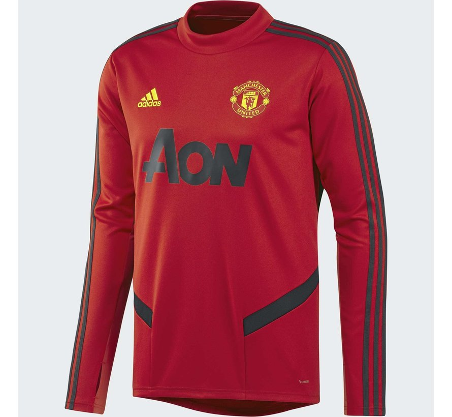 Mufc Tr Top Rouge 19-20.