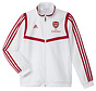 JR Arsenal Pre Jacket White 19/20