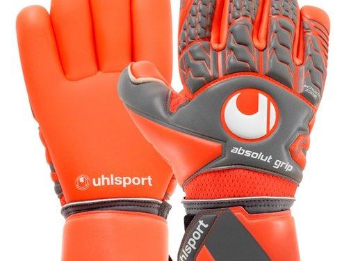 Uhlsport Aerored Absolutgrip FS Grey/Red