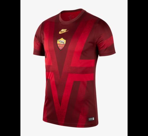 Nike Roma Mnk Dry Top Ss Dktmrd