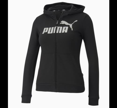 Puma Alpha Sweat Girl Black