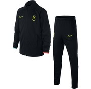 Nike Cr7 Jr Nk Dry TrkSuit Black