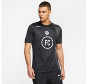 Nike Nk Fc Away Jsy Black-white