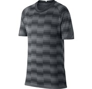 Nike Nk Dry Academy Top Jr Black