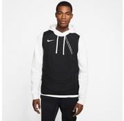 Nike Nk Fc Pad Vest Black-white