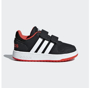 Adidas Hoops 2.0 Black/White
