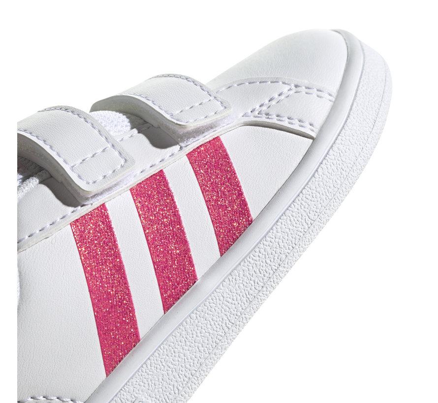 Grand Court White Pink