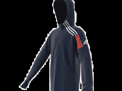 Adidas ZNE Fullzip Hoodie Navy/White