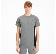 Puma EVOstripe Tee Medium Gray