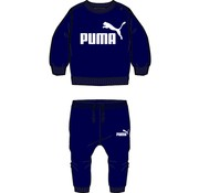Puma Crew Baby Jogger Navy