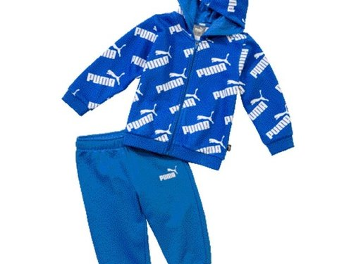 Puma Minicats Amplified Jogger Blue