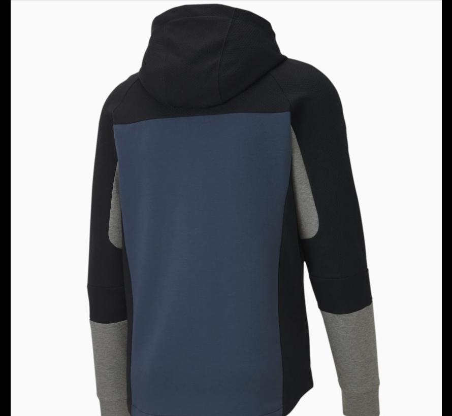 Evostripe Jacket Dark/Denim