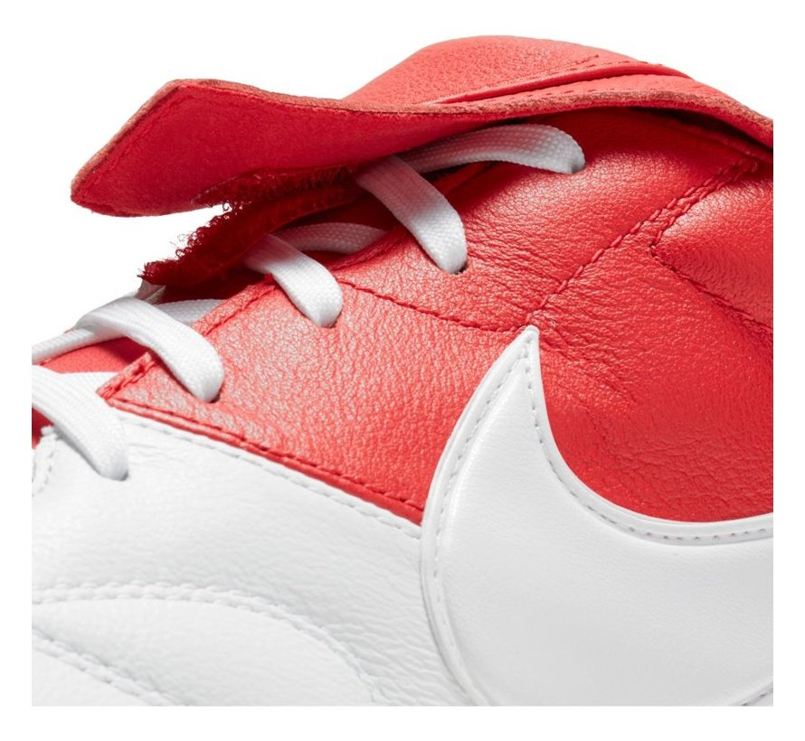 Nike Premier FG White/Red