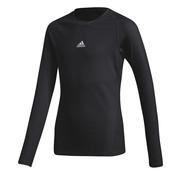 Adidas Alphaskin Longsleeve Tee Black