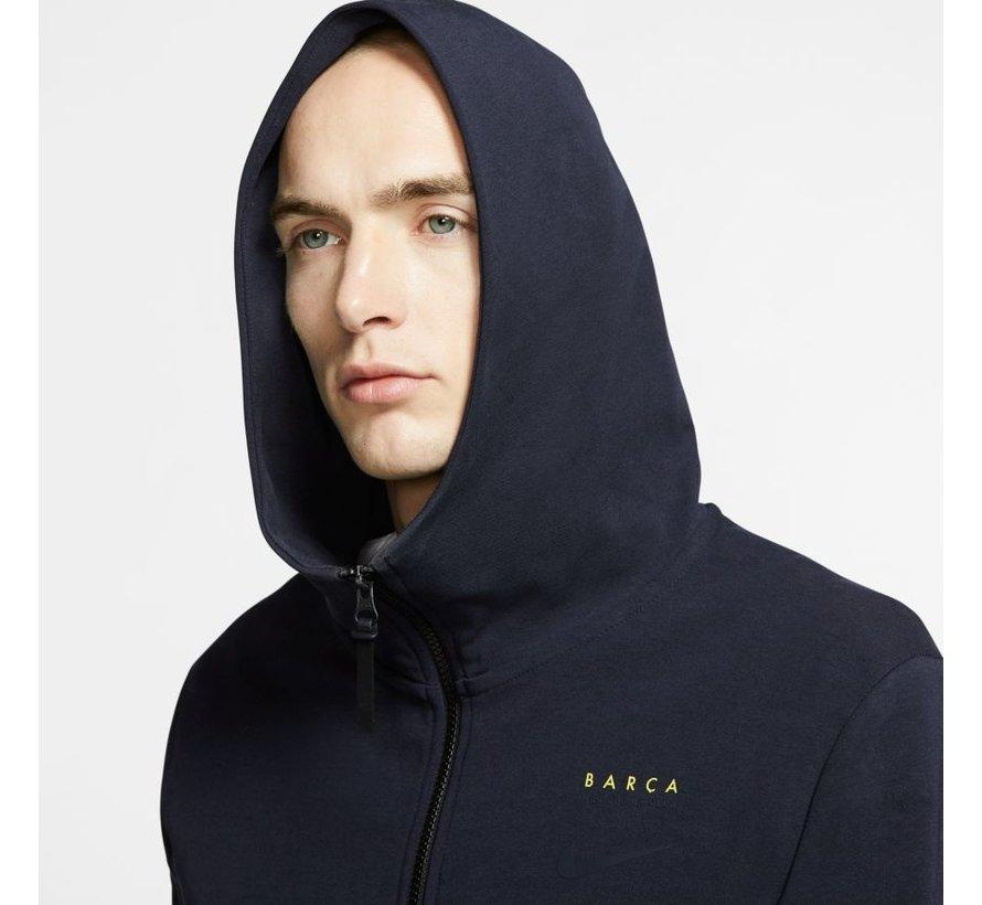 FC Barcelone Tech Fleece Jacket 19/20