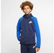 Nike Tech Fleece Jacket Navy