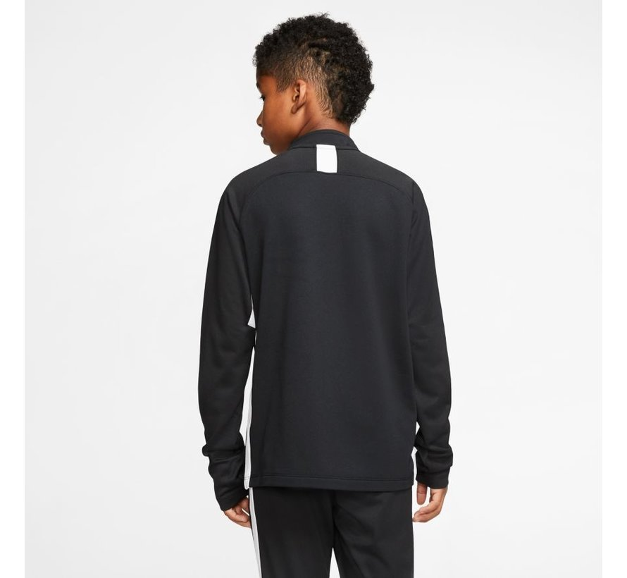 Academy Drill Top Black/White