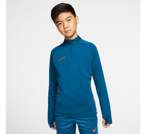 Nike Academy Drill Top Blue/Laser