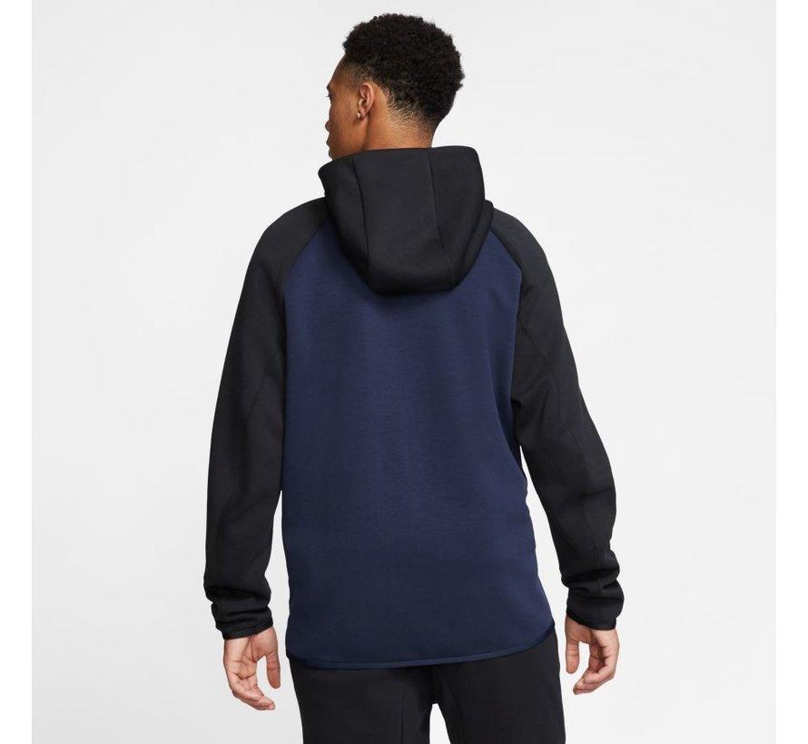 Tech Fleece Hoodie Navy/Black