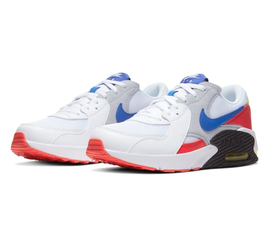 Air Max Excee White/Red/Blue