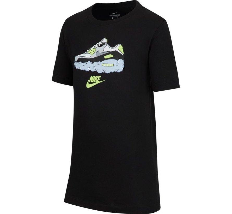 Big Shoe Shirt Black