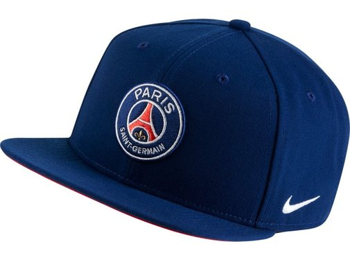 Nike PSG Pro Cap Blue/White 19/20